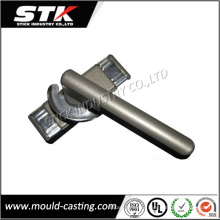 Inyección de aluminio Die Casting Window Handle Hardware Parts